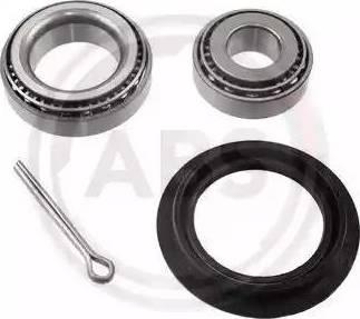 A.B.S. 200005 - Wheel hub, bearing Kit www.parts5.com