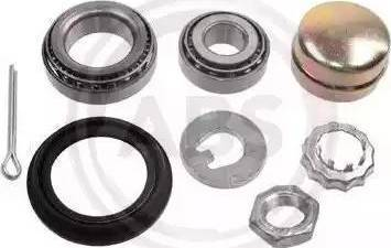 A.B.S. 200001 - Wheel hub, bearing Kit www.parts5.com