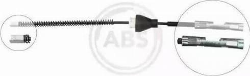 A.B.S. K13436 - Cable, parking brake www.parts5.com
