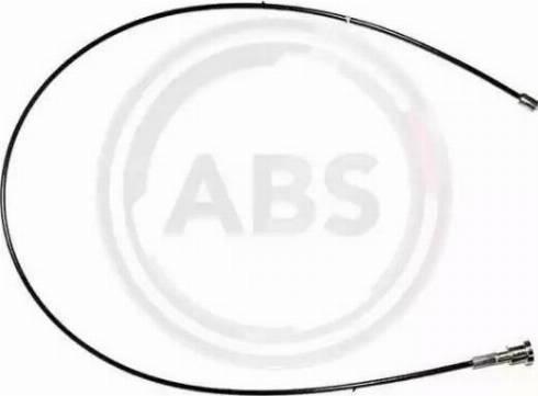 A.B.S. K17044 - Cable, parking brake www.parts5.com