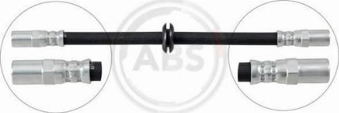 A.B.S. SL1132 - Brake Hose www.parts5.com