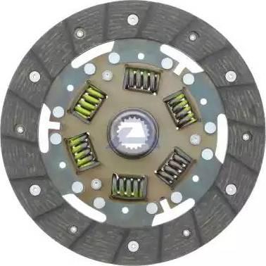 Aisin DE34FO - Clutch Disc www.parts5.com