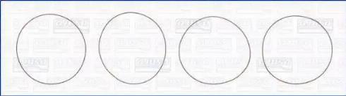 Ajusa 60002200 - O-Ring Set, cylinder sleeve www.parts5.com