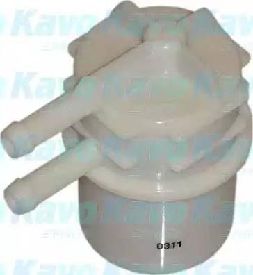 AMC Filter MF-4652 - Fuel filter www.parts5.com