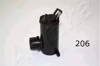 Ashika 15602206 - Water Pump, window cleaning www.parts5.com