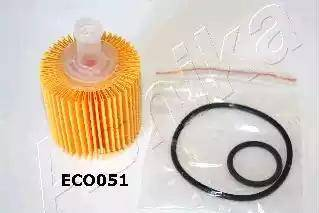 Ashika 10ECO051 - Oil Filter www.parts5.com