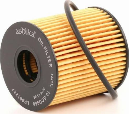 Ashika 10ECO060 - Oil Filter www.parts5.com