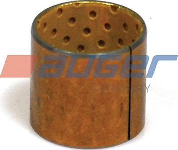 Auger 54910 - Bush, driver cab suspension www.parts5.com