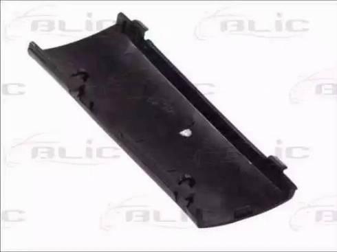 BLIC 5513000060924P - Bumper Cover, towing device www.parts5.com