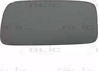BLIC 6102010184P - Mirror Glass, outside mirror www.parts5.com
