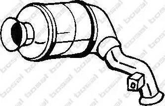 Bosal 090-001 - Catalytic Converter www.parts5.com