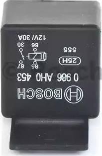 BOSCH 0986AH0453 - Multifunctional Relay www.parts5.com