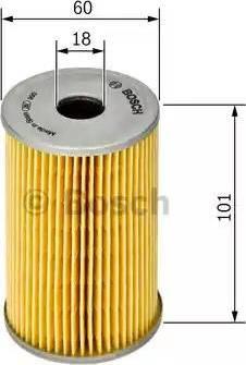 BOSCH 1457429820 - Hydraulic Filter, steering system www.parts5.com