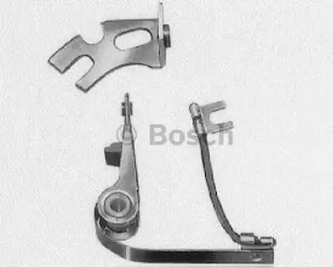 BOSCH 1237013810 - Contact Breaker, distributor www.parts5.com