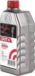 Brembo L04005 - Brake Fluid www.parts5.com