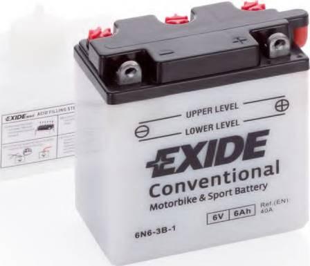 CENTRA 6N63B1 - Starter battery www.parts5.com