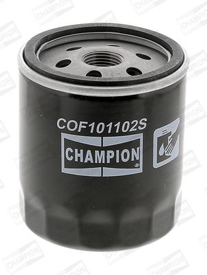 Champion COF101102S - Oil Filter www.parts5.com