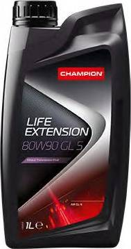 Champion Lubricants 8204609 - Manual Transmission Oil www.parts5.com