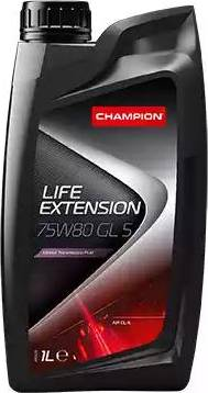 Champion Lubricants 8204104 - Manual Transmission Oil www.parts5.com