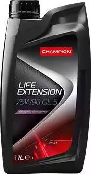 Champion Lubricants 8203701 - Manual Transmission Oil www.parts5.com