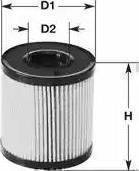 Clean Filters ML1733 - Oil Filter www.parts5.com