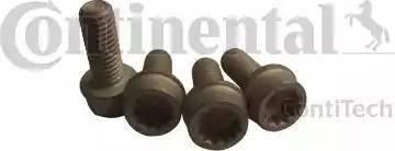 Contitech MS18 - Bolt Set, crankshaft pulley www.parts5.com
