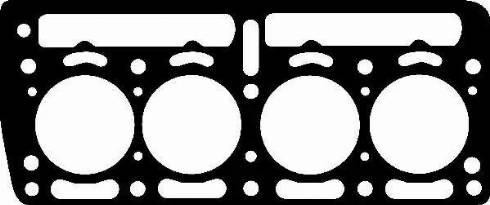 Corteco 414563P - Gasket, cylinder head www.parts5.com