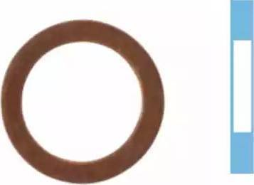 Corteco 005565H - Seal, oil drain plug www.parts5.com