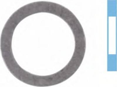 Corteco 005700H - Seal, oil drain plug www.parts5.com