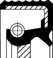 Corteco 01036914B - Shaft Seal, transfer case www.parts5.com