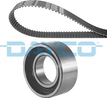 Dayco KTB291 - Timing Belt Set www.parts5.com