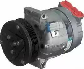 Delphi TSP0155145 - Compressor, air conditioning www.parts5.com