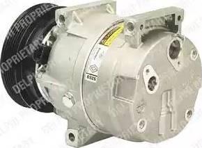 Delphi TSP0155137 - Compressor, air conditioning www.parts5.com