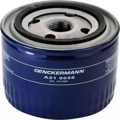 Denckermann A210058 - Hydraulic Filter, automatic transmission www.parts5.com
