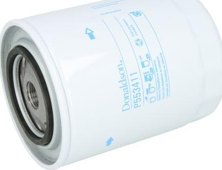 Donaldson P553411 - Filter, operating hydraulics www.parts5.com