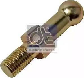 DT Spare Parts 550029 - Screw, pressure plate www.parts5.com