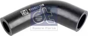 DT Spare Parts 119180 - Hydraulic Hose, steering system www.parts5.com