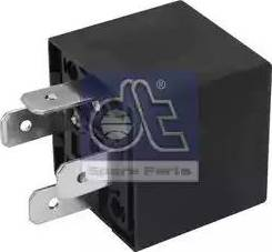 DT Spare Parts 333061 - Ballast Resistor, ignition system www.parts5.com