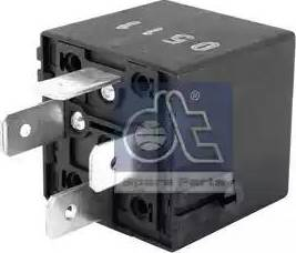 DT Spare Parts 333083 - Ballast Resistor, ignition system www.parts5.com