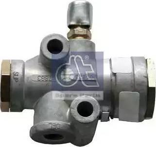 DT Spare Parts 244067 - Valve, power steering www.parts5.com