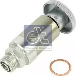 DT Spare Parts 205000 - Pump, fuel pre-supply www.parts5.com