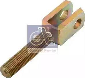 DT Spare Parts 230022 - Fork Head, clutch booster (thrust rod) www.parts5.com