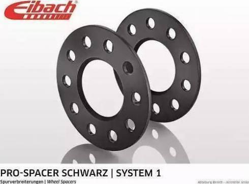 Eibach S90105017B - Track widening www.parts5.com