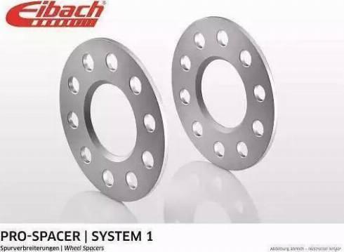 Eibach S90105006 - Track widening www.parts5.com