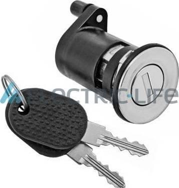 Electric Life ZR80458 - Lock Cylinder Housing www.parts5.com