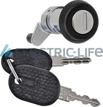 Electric Life ZR80379 - Lock Cylinder Housing www.parts5.com