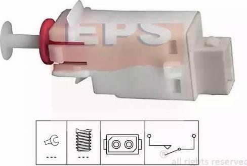 EPS 1810123 - Switch, clutch control (cruise control) www.parts5.com