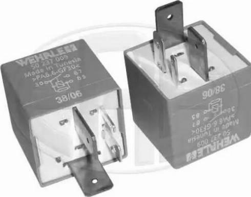 ERA 661131 - Control Unit, glow plug system www.parts5.com