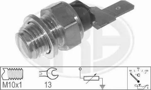 ERA 330123 - Sensor, oil temperature www.parts5.com