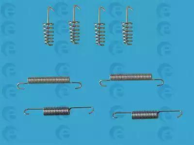 ERT 310019 - Accessory Kit, parking brake shoes www.parts5.com